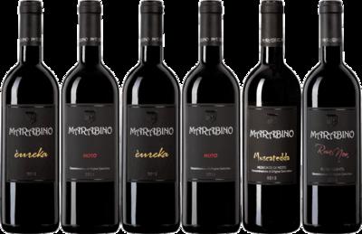 Marabino bio-dynamische wijn Proef Doos
